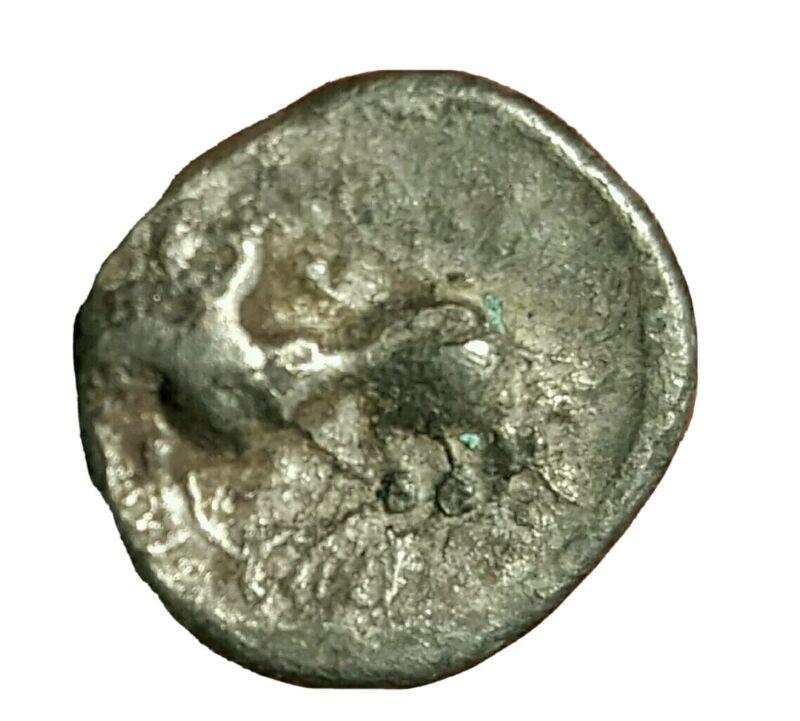 Ancient Celtic coin. Lot 215