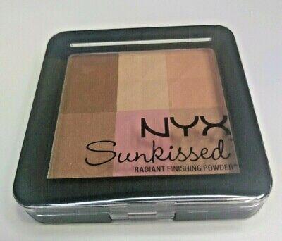 NYX Radiant Finishing blush bronzer  press powder Sunkissed brand new, used for sale  Port Richey