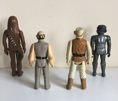 Vintage Original Star Wars Figures Job Lot Bundle