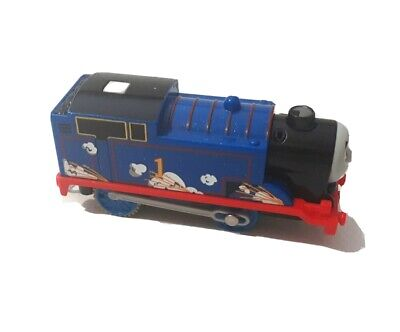 Trackmaster Thomas & Friends Real Steam Thomas Motorized Train Tested Works!