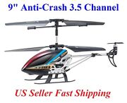 RC Helicopter Anti Crash
