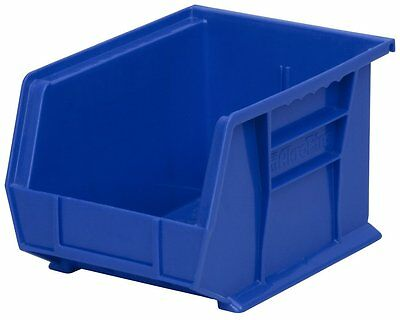 Case Of 6 Akro-mils 30239 Plastic Storage Stacking Hanging Bin 11x8x7
