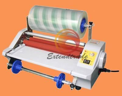 Fm360j Four Rollers Hot Roll Laminating Machine Photo Film Laminator New