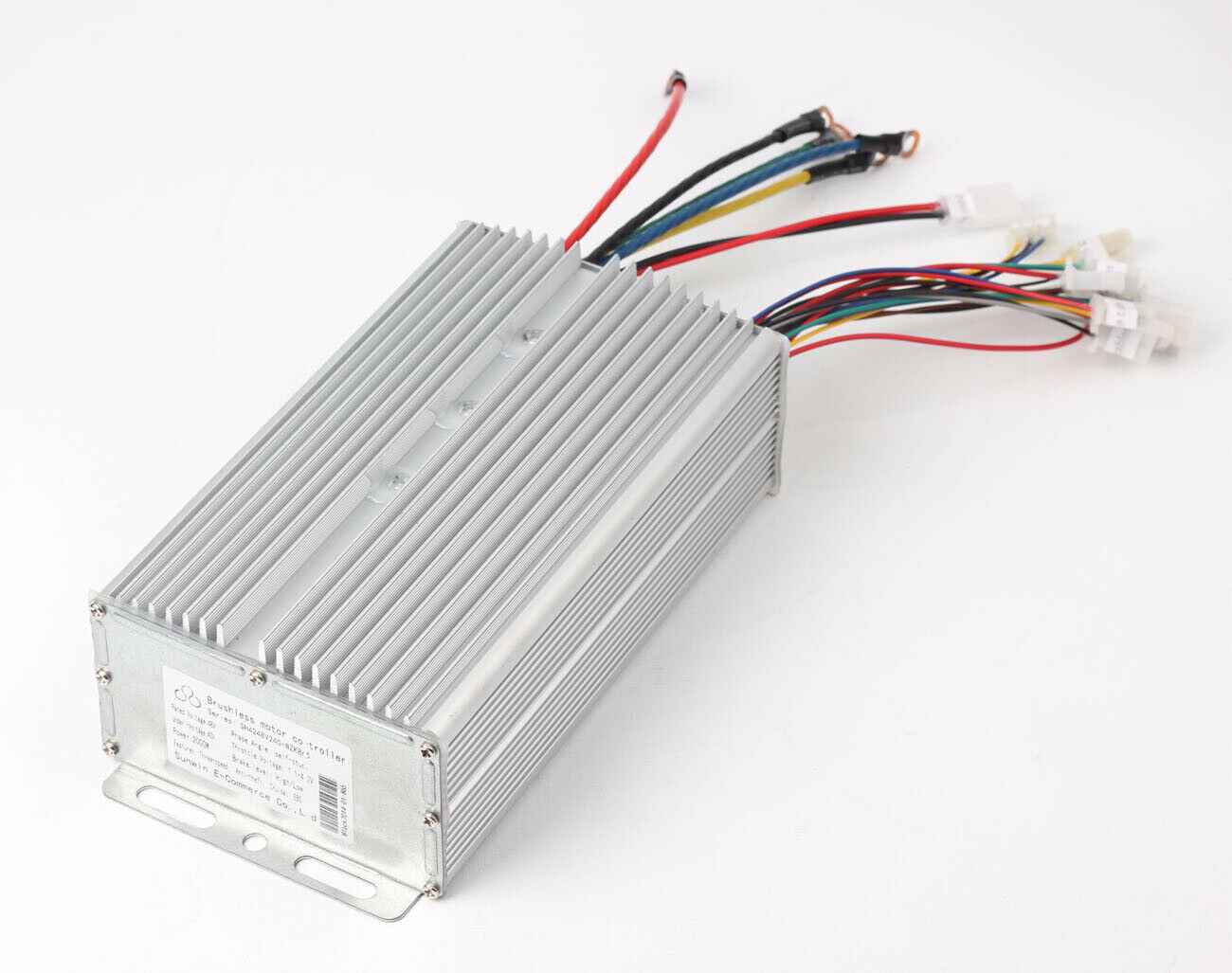 48v 2000w Electric Bicycle Brushless Motor Controller For Scooter Bldc Image Is Loading