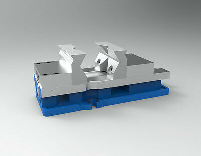 Kurt Vise Jaws Vise Jaws V Vise Jaws V Jaw Aluminum. Set Of Two