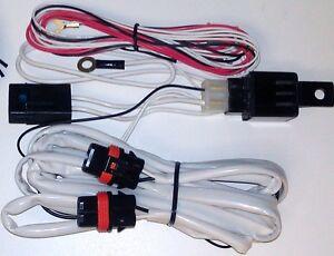 mustang fog light wiring harness mustang v6 gt 1994 2004 cobra 94 01 fog light wiring harness amp switch 899 plugs | ebay 65 mustang fog light wiring diagram