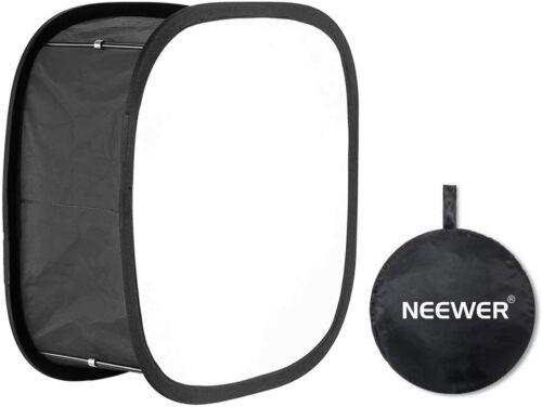 "Neewer LED Light Panel Softbox for 480 LED Light - 9.25x9.25"" - Portable"