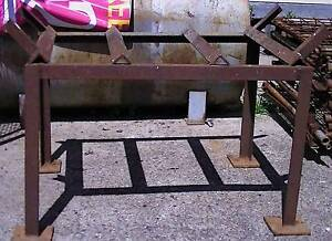 Steel Shelf table bench etc Kandos Mudgee Area Preview
