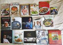 *EXCELLENT CONDITION* 16 Cookbooks for sale Glebe Inner Sydney Preview