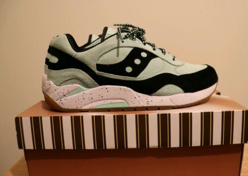 SAUCONY G9  SHADOW 6 SCOOPS 2504-15  S70186-1  grid shadow Soho bait afew packer