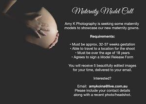 Maternity Model Call - Photo Shoot