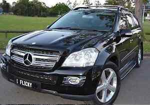 2007 Mercedes-Benz GL Wagon Woolloongabba Brisbane South West Preview