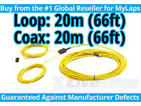 MyLaps 20m Loop w// 50m Connection Box AMB, rc cars, r//c cars NEW