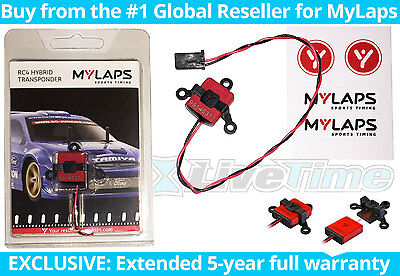 MyLaps Transponder Hybrid RC4  for R/C Cars  - NEW