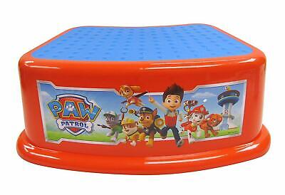 Nickelodeon Paw Patrol Step Stool Hot Sale Fast Shipment