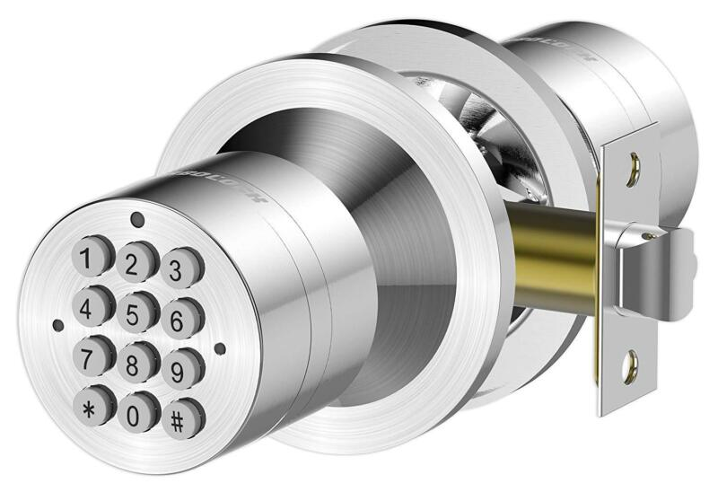 Turbolock Home Security Entry Keyless Door Electronic Smart