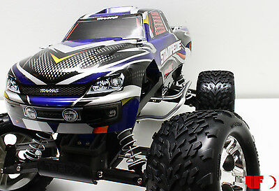 Custom Aluminium Side Step Nerf Bar Set Fits Traxxas Stampede 2WD Chassis