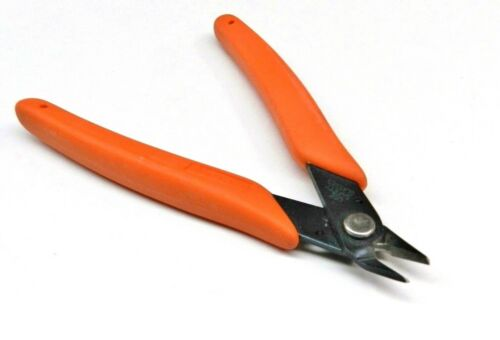 Xuron 410 Micro-Shear Flush Cutter #410 Flush Cuts Soft Wire Up To 18 Awg-1.00mm