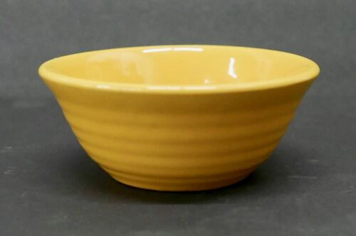 Bauer Pottery Berry Bowl Yellow