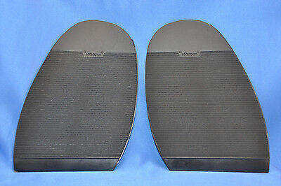 Vibram Mens Replacement Half Sole,Protective Sole Guards,Shoe Repair 1 PAIR- NEW