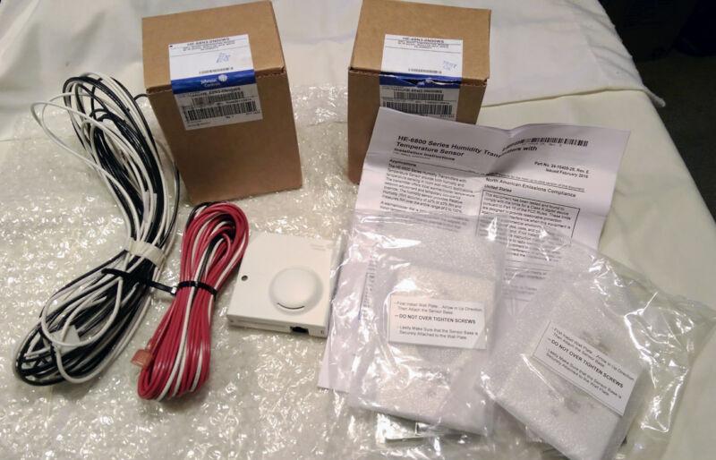 Johnson Controls dual humidity/temperature sensor