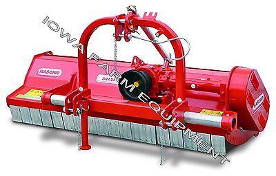 Flail Mowermulchermaschio Brava 250l-s 101cutcut2dia16 Offsetable55-80hp