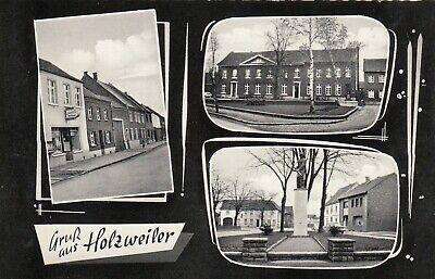 Gruss aus Holzweiler Erkelenz AK uralt Mehrbild Nordrhein-Westfalen 2005194