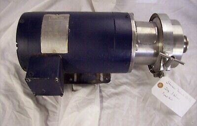 Stainless Products Style Pump Sp51 2hp 3ph Milk Sanitary Pump