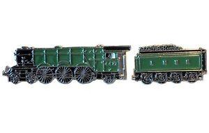 Gresley Class A3 Steam Train Loco Locomotive Flying Scotsman Metal Enamel Badge