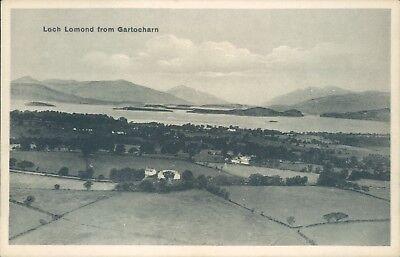 Loch lomond from gartocharn