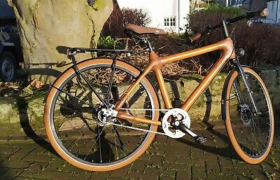 MyBoo Bamboo Bike - Afram Nexus NEW