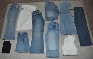 Bulk sz 4 girls clothes COUNTRY ROAD, FRED BARE, ROXY, GAP more Mandurah Mandurah Area Preview