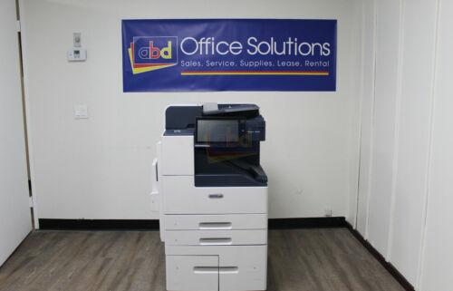 Xerox Altalink B8090 A3 Mono Laser Copier Printer Scanner Mfp 90 Ppm B8065 B8075