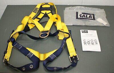 3m Dbi-sala Full Body Harness 1102927 420 Lbs Small Construction