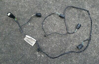 Genuine Ford Fiesta Mk7 Rear Parking Sensor PDC Wiring Loom - C1BT 15K868 AAC