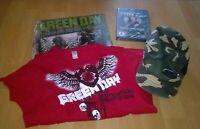 Green Day Fanset - Billie Joe Armstrong - Mike Dirnt - Tré Cool Brandenburg - Schönwalde-Glien Vorschau