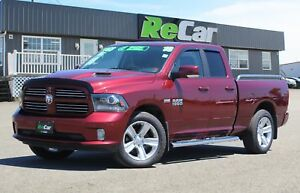 2016 RAM 1500 Sport SPORT | LEATHER | NAV | SUNROOF