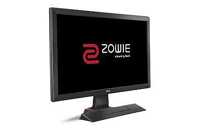 "Zowei / BenQ Gaming RL2455 24"" 1 ms (GTG) HDMI Widescreen 250 cd/m2  *Brown Box*"