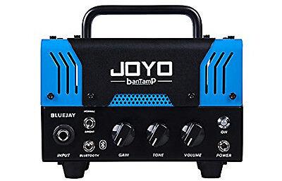 JOYO BanTamP Series BlueJay 20 Watt 12ax7 Mini Tube Head Guitar Amp w Bluetooth