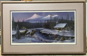 Beautiful Wilderness / Nature Print by Canadian Artist