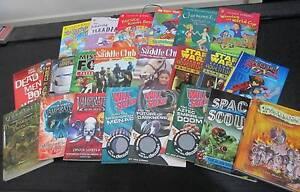 Mega Bulk lot of Children's Popular Chapter Fiction Books x 59 Andrews Farm Playford Area Preview