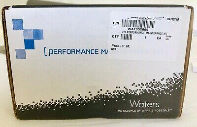 Waters 717 Autosampler Pm Kit - Pn Wat052669 Brand New