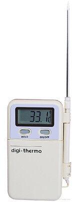 Stab Temperaturmessgerät TOP Digital -50° bis+300°C Thermometer Temperaturregler