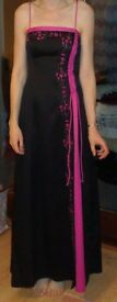 Prom dress/ball gown. Size 8.