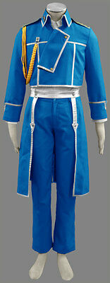 Fullmetal Alchemist Edward Elric Cosplay Kostüm costume Colonel Roy Mustang