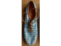NEW - Keds Champion 'Knot' Sneaker Canvas - Womens / Girls - UK 8 - RRP £40