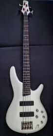 Ibanez SR300 PW , electric Bass , mint