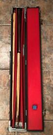 Pool/snooker cue FOR SALE