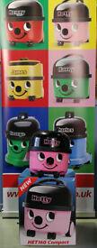 Hetty Compact HET160 Vacuum Cleaner
