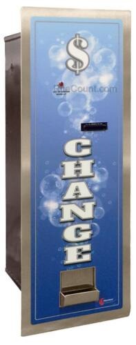 MC-300 Rear Load Bill to Coin Changer 3,200 Qtrs